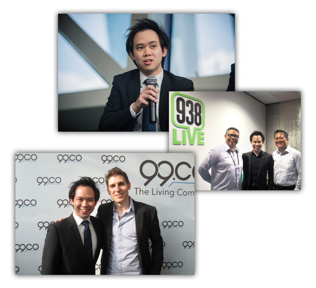 Affluence Group - Evan Chung Events
